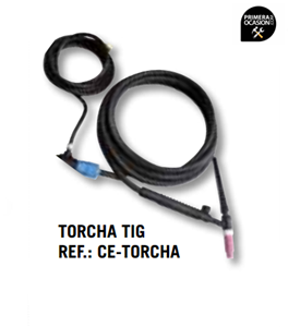 Imagen de Antorcha Tig CEVIK CE-TORCHA