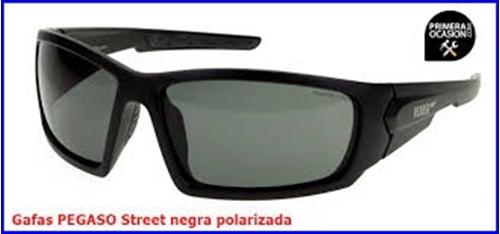 Imagen de Gafas Pegaso Street Polarizada Negra