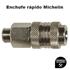 Imagen de Enchufe rapido universal MICHELIN 460/1