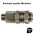Imagen de Enchufe rapido universal MICHELIN 460/2