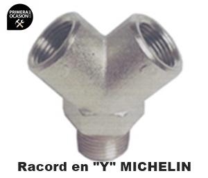 """Imagen de Racord en """"Y"""" MICHELIN 245/2"""