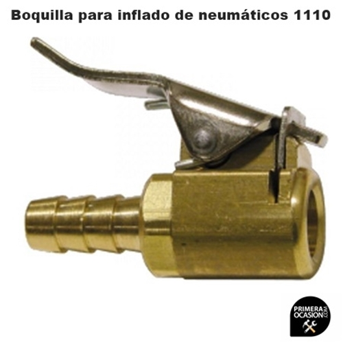 Imagen de Boquilla para inflado de neumaticos MICHELIN 1110