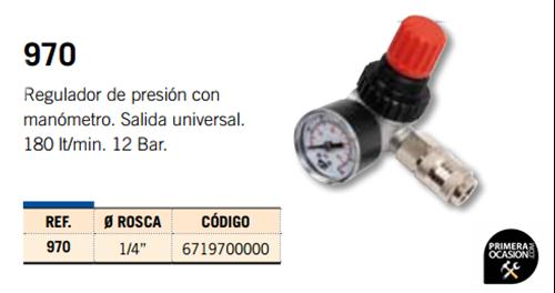 Imagen de Regulador de presion MICHELIN 970