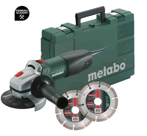 Imagen de Amoladora angular de  METABO WQ 1000