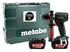 Imagen de Set taladradora atornilladora bateria METABO BS 18 LTX BL Impuls