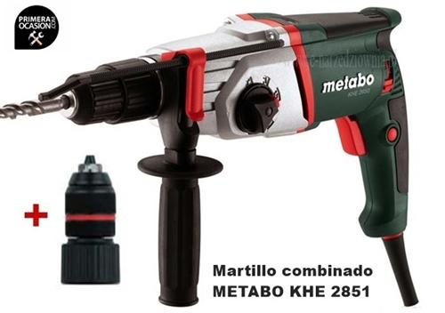 Imagen de Martillo combinado METABO KHE 2851