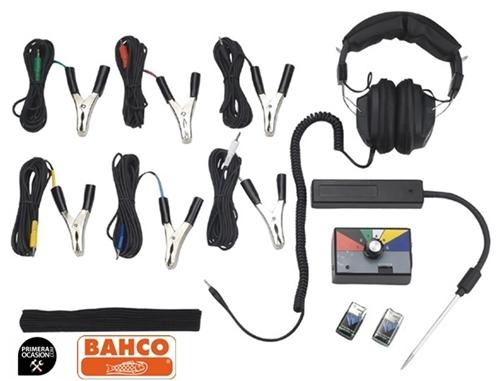 Imagen de Estetoscopio electronico BAHCO BE220