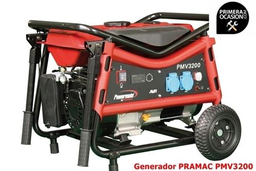 Imagen de Generador PRAMAC PMV 3200