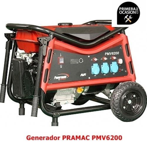 Imagen de Generador PRAMAC PMV 6200