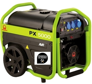 Imagen de Generador PRAMAC PX 5000