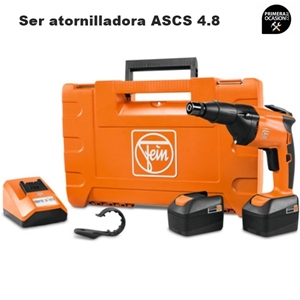Imagen de Atornillador autotaladrante FEIN ASCS 4.8