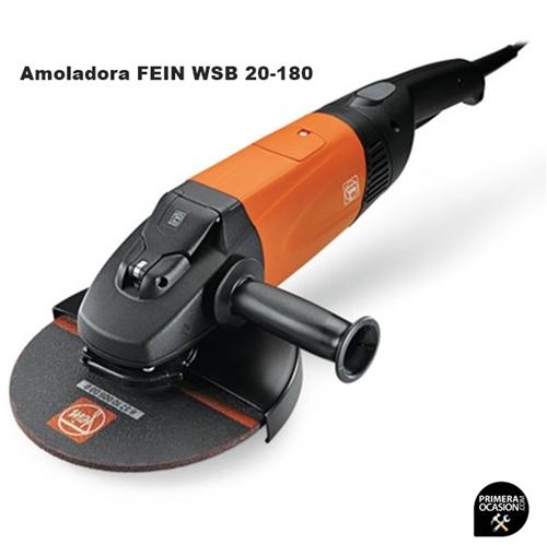 Imagen de Amoladora angular FEIN WSB 20-180