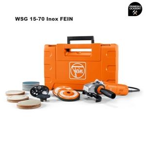 Imagen de Set de inicio WSG 15-70 Inox FEIN