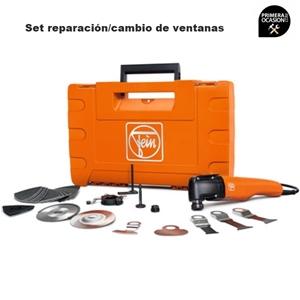 Imagen de Set profesional FEIN para la reparacion/cambio de ventanas