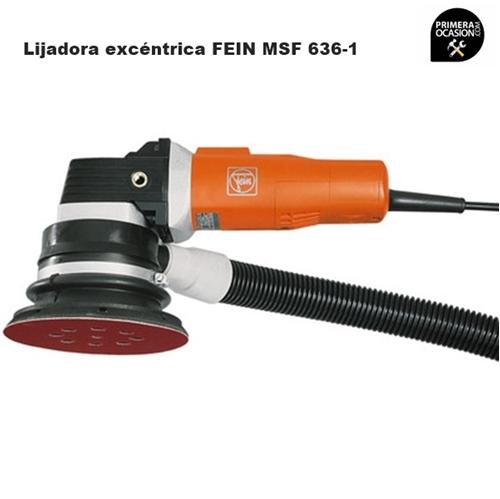 Imagen de Lijadora excentrica FEIN MSF 636-1