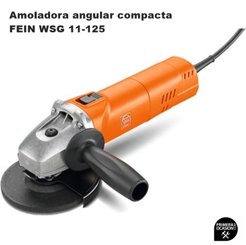 Imagen de Amoladora angular compacta FEIN WSG 11-125