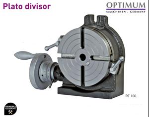 Imagen de Plato divisor para fresadora OPTIMUM RT 100
