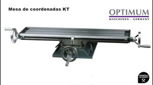 Imagen de Mesa coordenadas OPTIMUM KT 120
