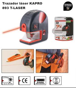 Imagen de Trazador laser KAPRO 893 T-LASER