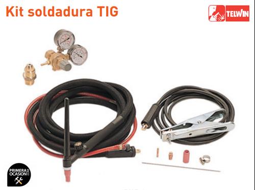 Imagen de Kit soldadura Tig TELWIN 801097
