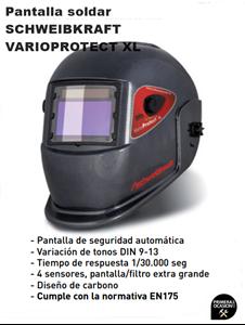 Imagen de Pantalla soldadura Varioprotect XL