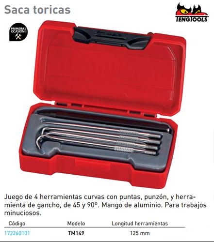 Imagen de Saca toricas TENGTOOLS TM149