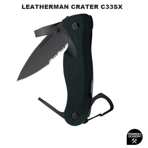 Imagen de Leatherman CRATER C33SX