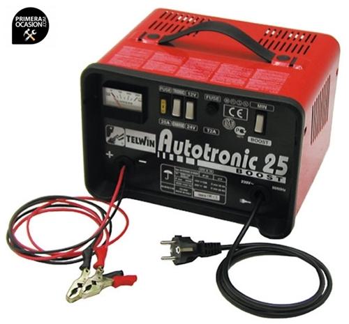 Imagen de Cargador bateria TELWIN Autotronic 25 Boost