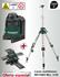 Imagen de Medidor laser de lineas multiples METABO MLL 3-20