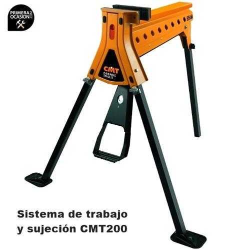 Imagen de Banco de trabajo y sujecion CMT200