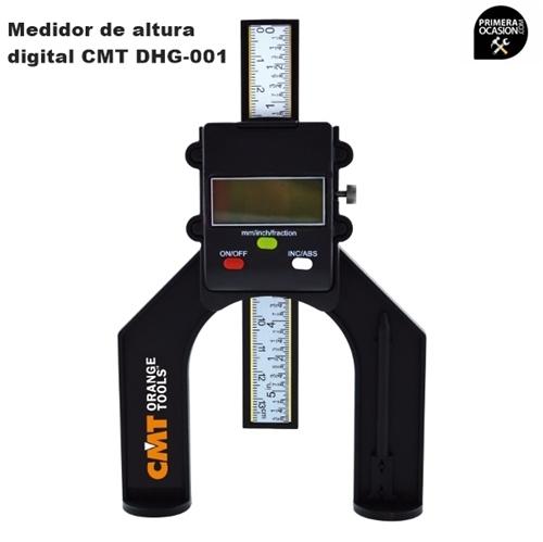 Imagen de Medidor de altura digital CMT DHG-001