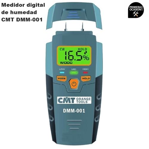 Imagen de Medidor digital de humedad CMT DMM-001