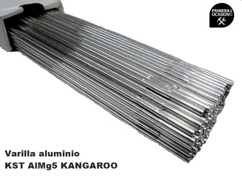 Imagen de Varilla aluminio Ø 2.0 mm (5 Kg) KST AlMg5 KANGAROO