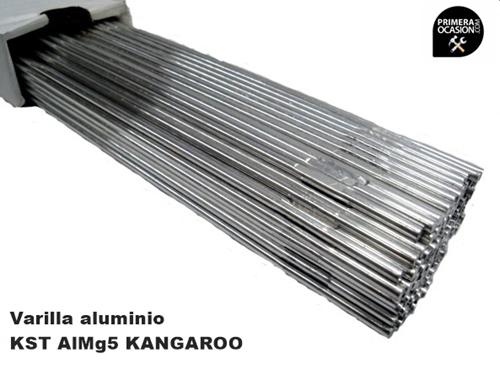 Imagen de Varilla aluminio Ø 2.4 mm (5 Kg) KST AlMg5 KANGAROO