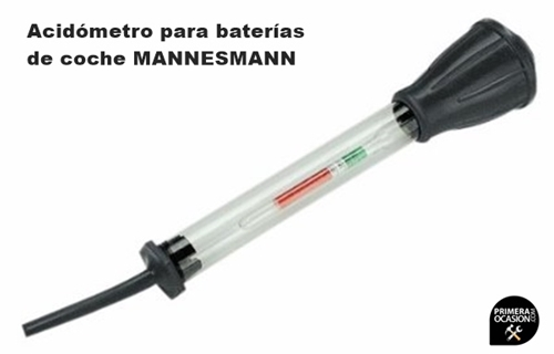 Imagen de Acidometro de baterias MANNESMANN