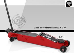 Imagen de Gato de carretilla MEGA GR4