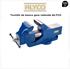 Imagen de Tornillo de banco de guia redonda 100 mm ALYCO 199350