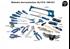 Imagen de Maletin aluminio herramientas ALYCO 51 piezas 198101