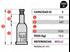Imagen de Gato de botella extra-alto MEGA BR2LLC