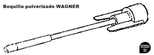 Imagen de Boquilla pulverizado WAGNER WG-209045