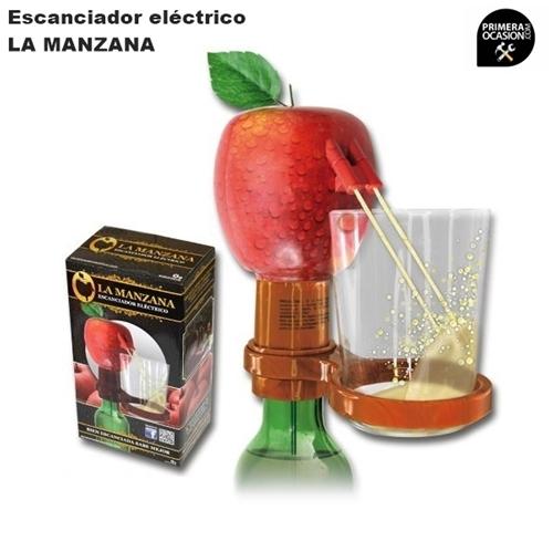 Imagen de Escanciador sidra electrico LA MANZANA
