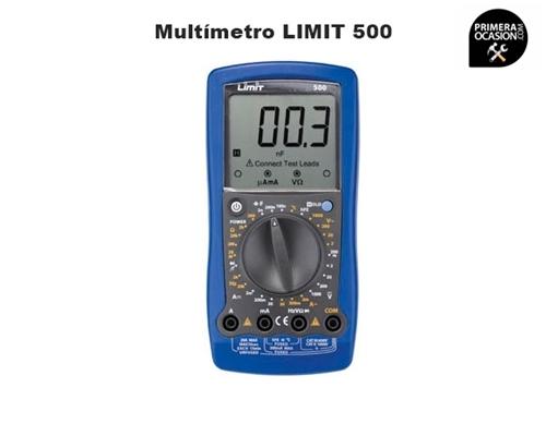 Imagen de Multimetro LIMIT 500