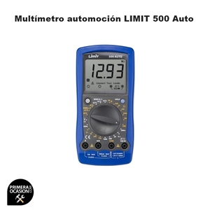 Imagen de Multimetro automocion LIMIT 500 Auto
