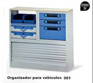Imagen de Organizador para vehiculos TECNOLAM 301