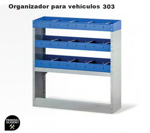Imagen de Organizador para vehiculos TECNOLAM 303