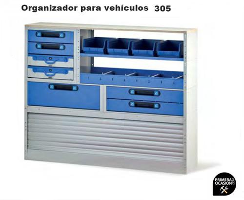 Imagen de Organizador para vehiculos TECNOLAM 305