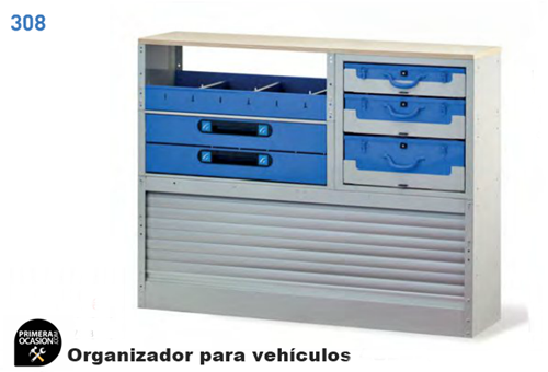 Imagen de Organizador para vehiculos TECNOLAM 308