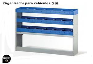 Imagen de Organizador para vehiculos TECNOLAM 310