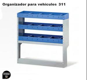 Imagen de Organizador para vehiculos TECNOLAM 311