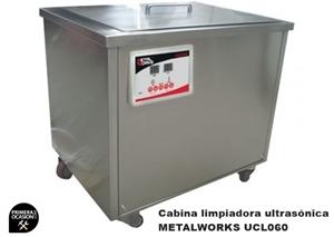 Imagen de Cabina limpiadora ultrasonica METALWORKS UCL060